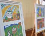 Выставка «Словно яркая раскраска к нам домой явилась Пасха» 5