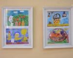 Выставка «Словно яркая раскраска к нам домой явилась Пасха» 6