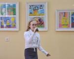 Выставка «Словно яркая раскраска к нам домой явилась Пасха» 13