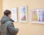 Выставка «Словно яркая раскраска к нам домой явилась Пасха» 39