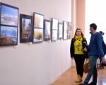 Открытие фотовыставки Юрия Бирюкова и Алины Кузьменко 4