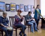 Открытие фотовыставки Юрия Бирюкова и Алины Кузьменко 8