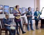 Открытие фотовыставки Юрия Бирюкова и Алины Кузьменко 9