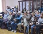 Открытие фотовыставки Юрия Бирюкова и Алины Кузьменко 10