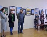 Открытие фотовыставки Юрия Бирюкова и Алины Кузьменко 12