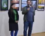 Открытие фотовыставки Юрия Бирюкова и Алины Кузьменко 13