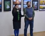 Открытие фотовыставки Юрия Бирюкова и Алины Кузьменко 14