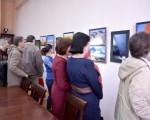 Открытие фотовыставки Юрия Бирюкова и Алины Кузьменко 21