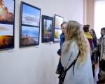 Открытие фотовыставки Юрия Бирюкова и Алины Кузьменко 23