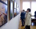Открытие фотовыставки Юрия Бирюкова и Алины Кузьменко 24