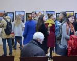 Открытие фотовыставки Юрия Бирюкова и Алины Кузьменко 27