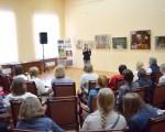 Открытие художественной выставки «Art-шаги» 2