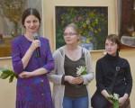 Открытие художественной выставки «Art-шаги» 7