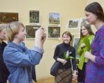 Открытие художественной выставки «Art-шаги» 32