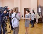 Выставка батика Ирины Суздальцевой 2