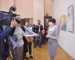 Выставка батика Ирины Суздальцевой 4