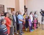 Выставка батика Ирины Суздальцевой 6