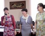 Выставка батика Ирины Суздальцевой 12
