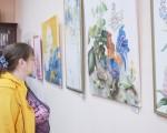 Выставка батика Ирины Суздальцевой 18