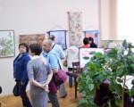 Выставка батика Ирины Суздальцевой 30