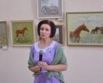 Выставка художественной вышивки и акварели Анны Пугачевой «Под шелест трав…» 4