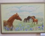 Выставка художественной вышивки и акварели Анны Пугачевой «Под шелест трав…» 20