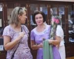 Выставка художественной вышивки и акварели Анны Пугачевой «Под шелест трав…» 23