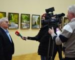 Открытие выставки живописи Геннадия Шуремова «Город над Сожем» 3
