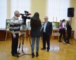 Открытие выставки живописи Геннадия Шуремова «Город над Сожем» 4