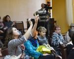 Открытие выставки живописи Геннадия Шуремова «Город над Сожем» 6