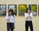 Открытие выставки живописи Геннадия Шуремова «Город над Сожем» 7