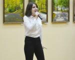 Открытие выставки живописи Геннадия Шуремова «Город над Сожем» 8