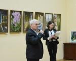 Открытие выставки живописи Геннадия Шуремова «Город над Сожем» 12