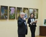 Открытие выставки живописи Геннадия Шуремова «Город над Сожем» 14