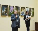 Открытие выставки живописи Геннадия Шуремова «Город над Сожем» 19