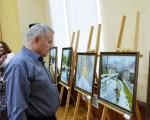 Открытие выставки живописи Геннадия Шуремова «Город над Сожем» 33
