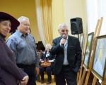 Открытие выставки живописи Геннадия Шуремова «Город над Сожем» 42