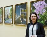 Открытие выставки живописи Геннадия Шуремова «Город над Сожем» 43