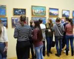 Выставка репродукций Николая Рериха 3