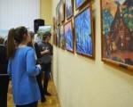 Выставка репродукций Николая Рериха 4