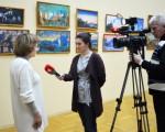 Выставка репродукций Николая Рериха 11