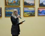 Выставка репродукций Николая Рериха 13