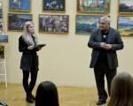 Выставка репродукций Николая Рериха 18