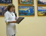 Выставка репродукций Николая Рериха 22