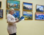Выставка репродукций Николая Рериха 25