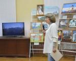 Выставка репродукций Николая Рериха 26