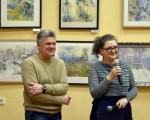 Выставка Игоря Хайкова «Прогулка» 4