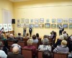 Выставка Игоря Хайкова «Прогулка» 8