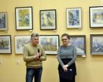 Выставка Игоря Хайкова «Прогулка» 9