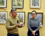 Выставка Игоря Хайкова «Прогулка» 10
